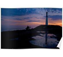 Black Rock Lighthouse, Nova Scotia Poster