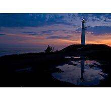 Black Rock Lighthouse, Nova Scotia Photographic Print