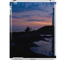 Black Rock Lighthouse, Nova Scotia iPad Case/Skin