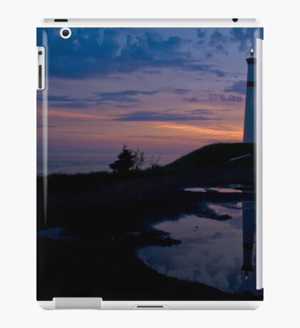 Black Rock Lighthouse, Nova Scotia iPad Case/Skin