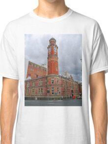 Clock Tower, Launceston, Tasmania, Australia Classic T-Shirt