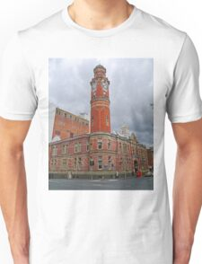 Clock Tower, Launceston, Tasmania, Australia Unisex T-Shirt