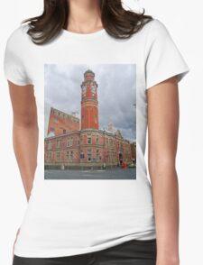 Clock Tower, Launceston, Tasmania, Australia Womens Fitted T-Shirt