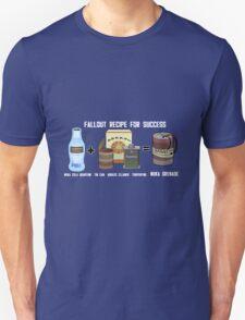 FALLOUT RECIPE FOR SUCCESS T-Shirt
