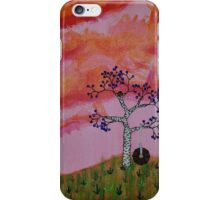 Nest at Sunset iPhone Case/Skin