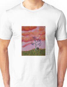 Nest at Sunset Unisex T-Shirt