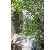 Small waterfall Photographic Print