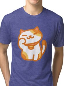 Neko Atsume - miss fortune Tri-blend T-Shirt