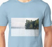 MORNING AT THE COTTAGE Unisex T-Shirt