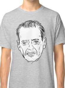 Buscemi Line Drawing Classic T-Shirt