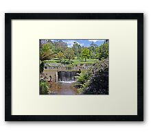 Burnie Park, Tasmania, Australia Framed Print