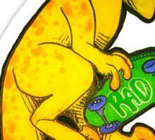 Rad Raptor Sticker