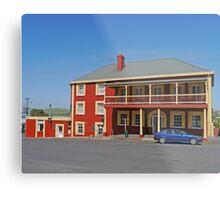 Stanley Hotel, Stanley, Tasmania Metal Print