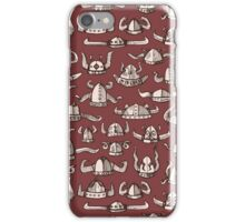 Horned Headware iPhone Case/Skin