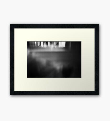 Film Glitch Framed Print