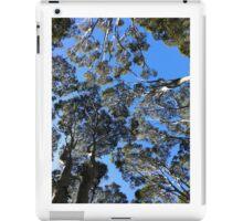 Treetops from Below iPad Case/Skin