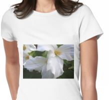 Fleeting Beauties Womens Fitted T-Shirt