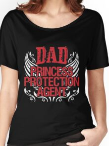 Dad princess Women's Relaxed Fit T-Shirt
