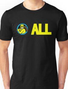 ALL T-Shirt Unisex T-Shirt