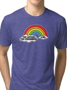 Rainbow Connection Tri-blend T-Shirt