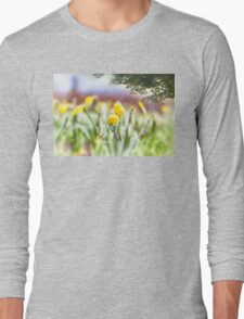 Field of Daffodils Long Sleeve T-Shirt