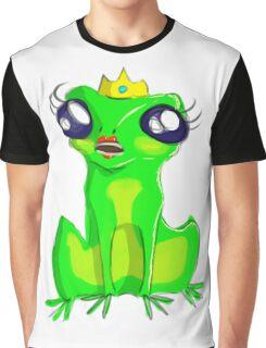 Frog Princess Graphic T-Shirt