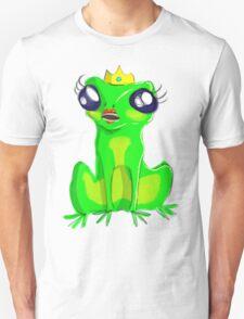 Frog Princess Unisex T-Shirt