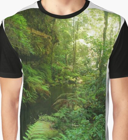 How Green Is My Canyon? Graphic T-Shirt