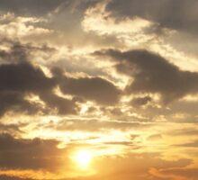 Heavenly Sky Sticker