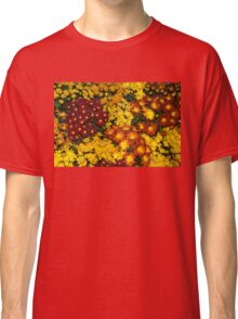 Abundance of Yellows, Reds and Oranges Classic T-Shirt