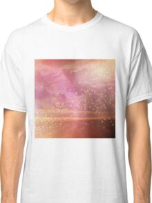 Ocean sunset glow Classic T-Shirt