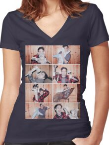 so many gublers Women's Fitted V-Neck T-Shirt