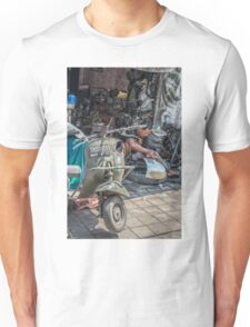 Ubud Scooter Workshop Unisex T-Shirt