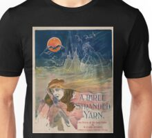 Artist Posters A three stranded yarn the wreck of the Lady Emma by W Clark Russell 1016 Unisex T-Shirt