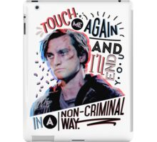 John Murphy iPad Case/Skin