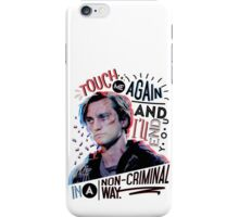 John Murphy iPhone Case/Skin