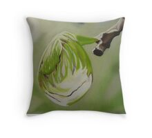 Raindrops 3 Throw Pillow