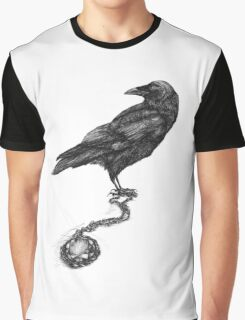 Raven and the Jewel Graphic T-Shirt