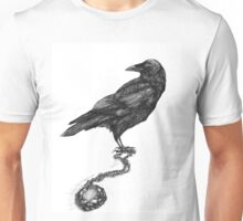 Raven and the Jewel Unisex T-Shirt