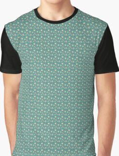 Green Floral Graphic T-Shirt