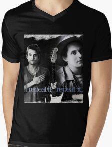 """John Mayer """"Whisky, Whisky, Whisky"""" Mens V-Neck T-Shirt"""