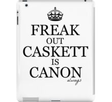 Caskett Canon iPad Case/Skin