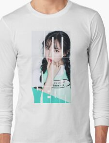 TWICE Nayeon 'Cheer Up' Long Sleeve T-Shirt