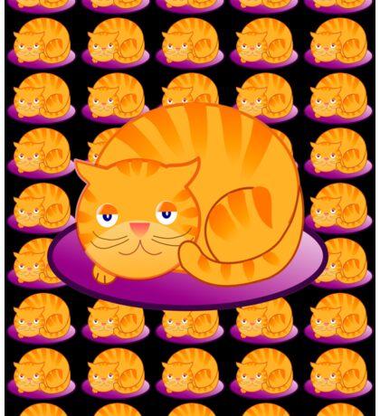 Tabby Cats Sticker