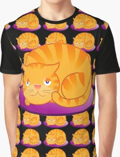 Tabby Cats Graphic T-Shirt