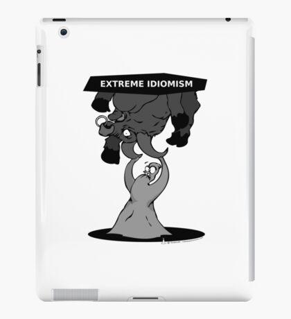GLOb - Extreme Idiomism  iPad Case/Skin
