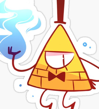 Bill Cipher Sticker
