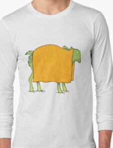 The Mysterious Production of Eggs by Andrew Bird Long Sleeve T-Shirt