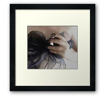 Scent Of Mystery Framed Print