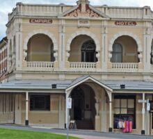 Empire Hotel, Queenstown, Tasmania, Australia Sticker